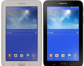 Samsung Galaxy Tab 3 Lite 7 0 all color 3D model