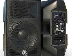 3D Yamaha DXR12
