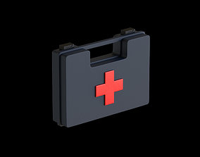 3D model First Aid Kit protection