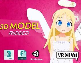 3D model Ishuzoku Reviewers Crimvael