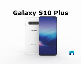 VR / AR ready 2019 Samsung galaxy S10 Plus game asset