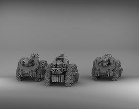 3D print model Legion Longsword bundle with laser and 2