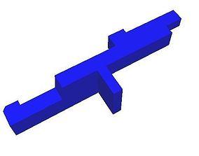 3D print model AEP - cut off lever