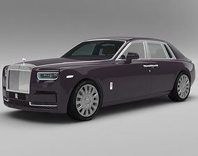 Rolls Royce Phantom 3D luxury