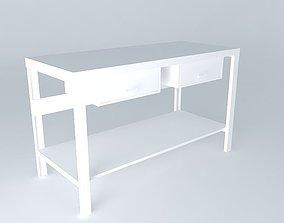 Industrial Bench 1500x650x900 WxDxH 3D model