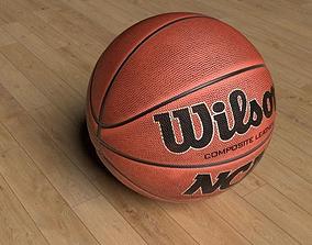 ncaa 3D model Basketball