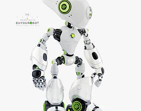 3D model OCULUS Long Headed robot