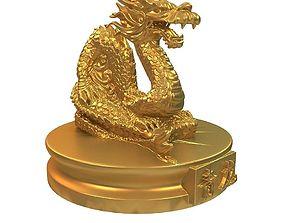 Dragon 3D print model