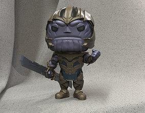 Thanos games-toys 3D print model