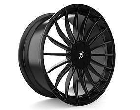 tires HAMANN WHEELS 3D