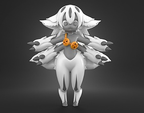 Faputa manga Made in Abyss 3D model rigged