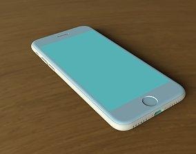 3D iPhone 8 - original dimensions