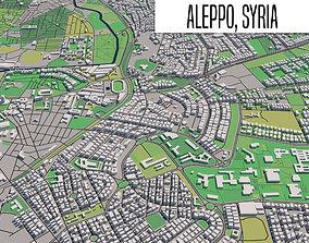 3D Aleppo Syria