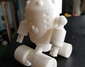 3D print model blumbear from megaman legends
