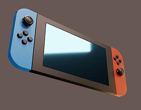 Nintendo Switch base model handheld