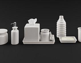 Nawaitu Studio Models Volume 01 Bathroom Accessories 05 3D