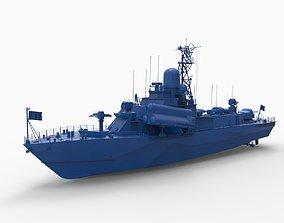 Battleship mod5 3D printable model