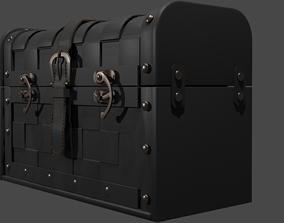 Chest 3D model VR / AR ready security