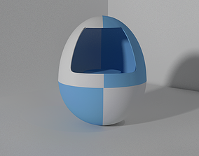 3D Printable Egg Stash