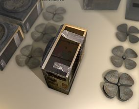 Postapokalyptic Pc Design 3D model