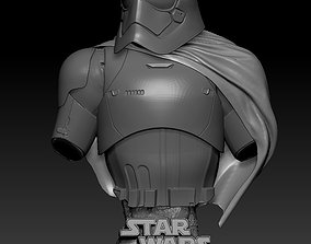 Captain Phasma 3D print model