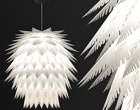 3D model Lamparas de papel