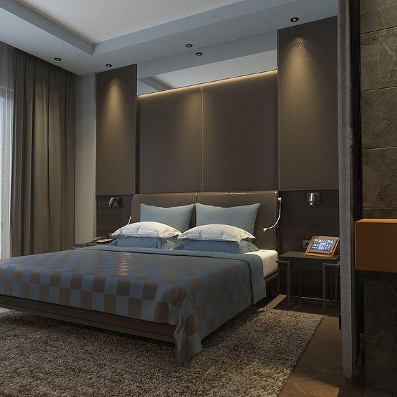 Exclusive Hotel Room