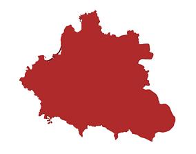 3D printable model Commonwealth Voivodeship