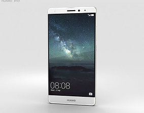 mobile 3D model Huawei Mate S Mystic Champagne