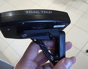 Yamaha Raptor dashboard bracket 3D printable model