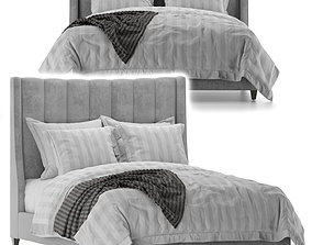 3D model Arhaus hayworth bed
