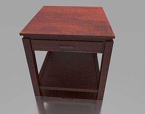 3D Farmhouse End table furniture