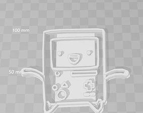 3D printable model Adventure Time cookie cutter bundle