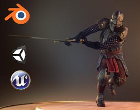 Knight 8 3D model
