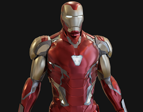 Iron man Mark 85 3D model