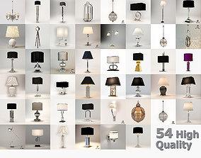 Eichholtz Lighting Collection 3D model
