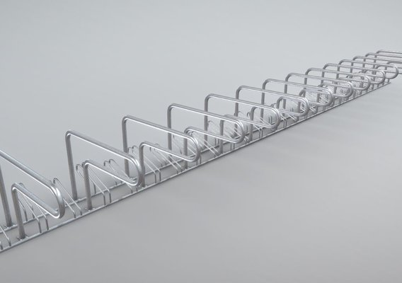 Bicycle Stand [1] Version [6] 10000mm