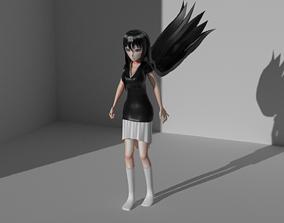 3D model Eve character