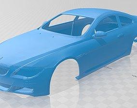 M6 Coupe Printable Body Car