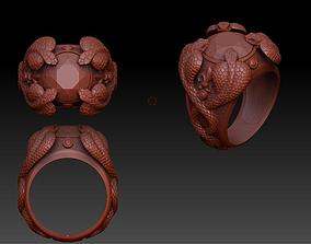 CobraRing 3D printable model