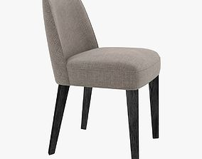 b b italia maxalto febo chair 3D model