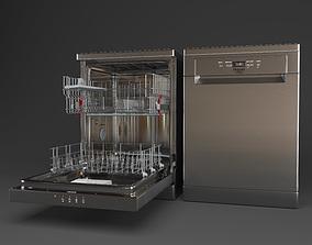 3D model HOTPOINT ARISTON HFC 3B19 X