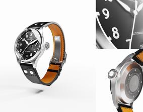 3D model IWC Big Pilot Watch