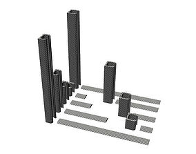 3D printable model Cable Tidy Array