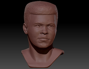 Muhammad Ali 3D Print