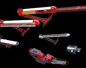 Mining equipment 3D