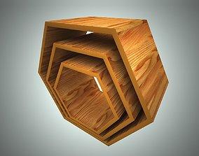 3D printable model Coffee table modular