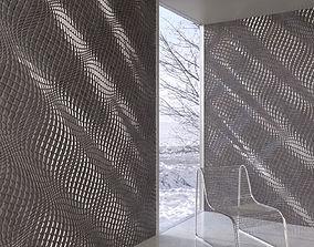 wall panel 091 AM147 3D model