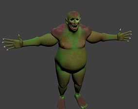 Ghoul if it is really one 3D model