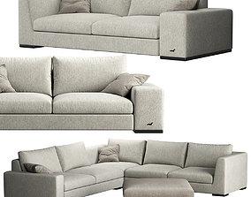 PASSION Sofa sofaclub 3D model